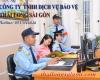 Việc Bảo Vệ Công Ty Thái Long Sài Gòn